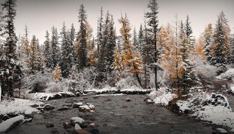 зима наступает в Актруphoto preview