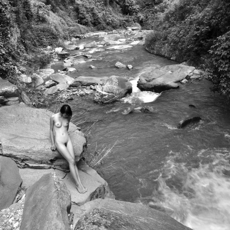 nude, black and white, photography, nonhdan, vietnam Throwiephoto preview