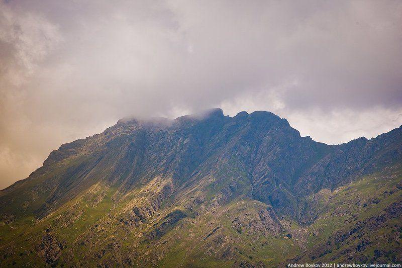 Горы Абхазииphoto preview