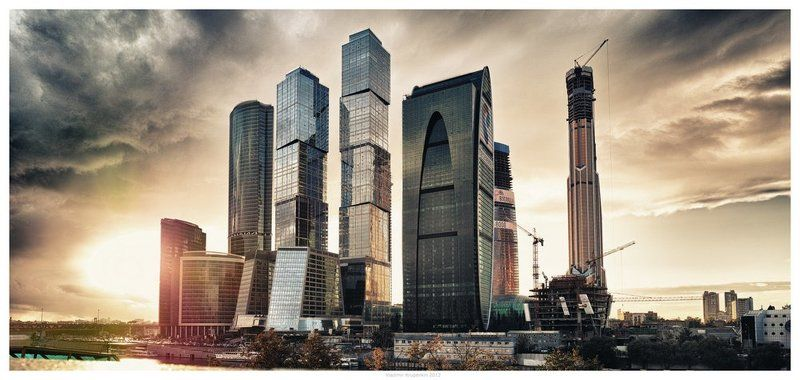 Moscow International Business Center \