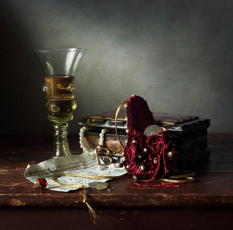 Королевские подарки (Генрих VIII и Анна Болейн)photo preview