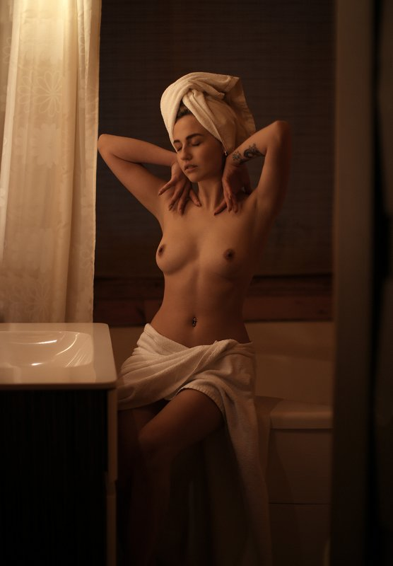 девушка, красавица, портрет, girl, sexy, nude Настяphoto preview