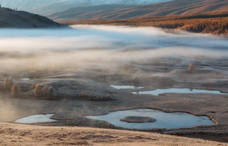 горный алтай, северочуйский хребет, курайская степь, джангысколь photo preview