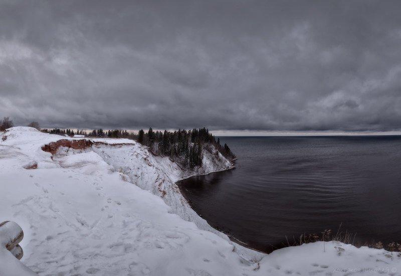Неласковый берег...photo preview