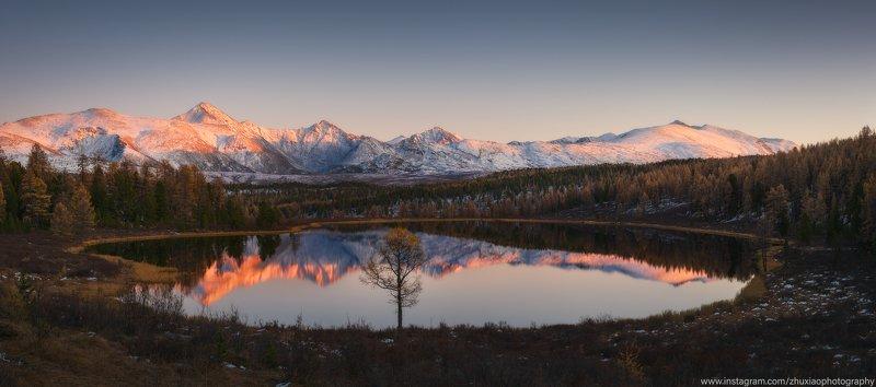 Красивое озероphoto preview