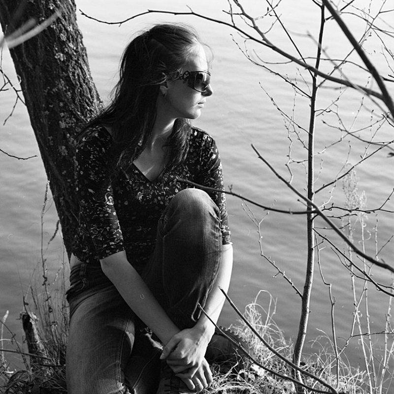 hasselblad, ilford Портрет у водыphoto preview