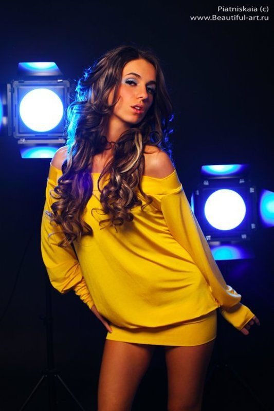yellow glamphoto preview