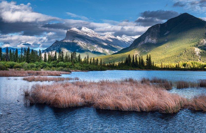 канада Озеро Вермиллионphoto preview