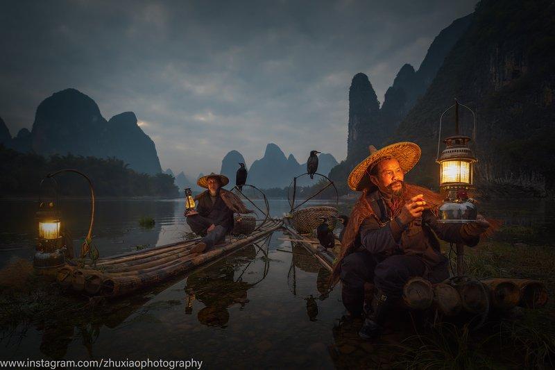 Пейзаж Гуйлинь, Китайphoto preview