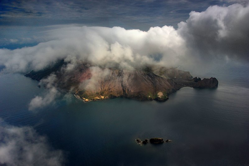 White Island...photo preview