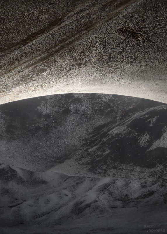 планета, алтай, холмы, горы, снег Земляphoto preview