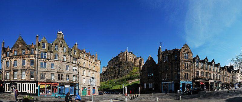 эдинбург, шотландия Эдинбургские зарисовкиphoto preview