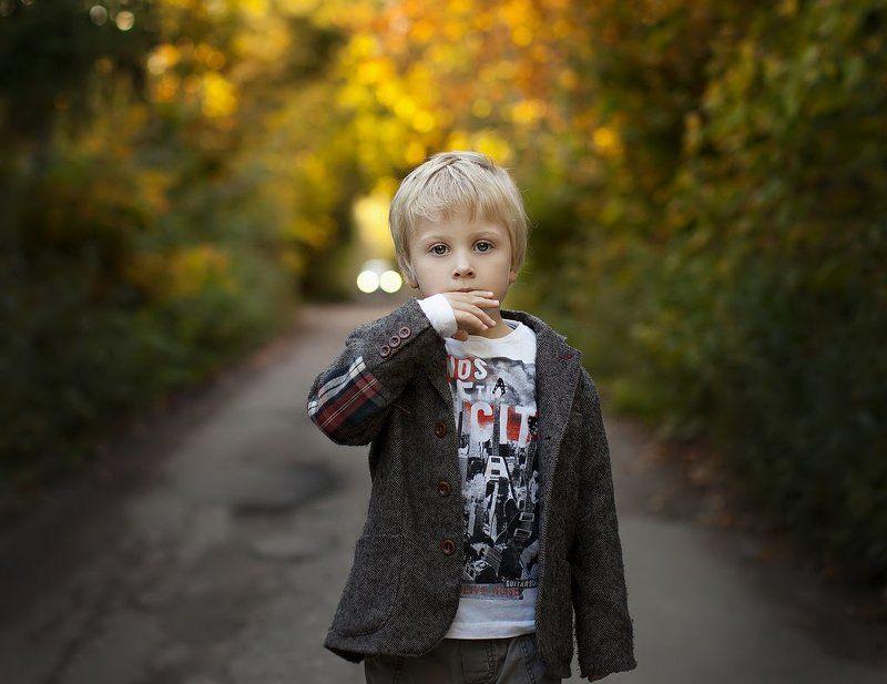 Осенний путьphoto preview