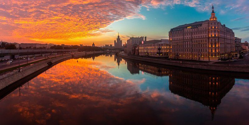 Moscow morningphoto preview