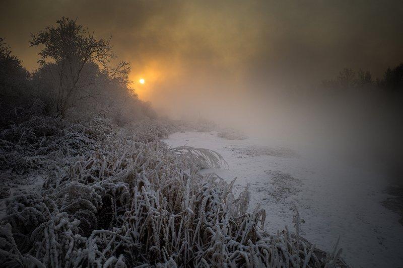 Зимняя рекаphoto preview