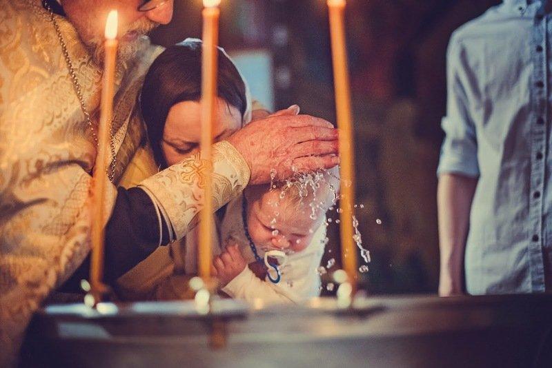 Крещение в соборе Петра и Павлаphoto preview