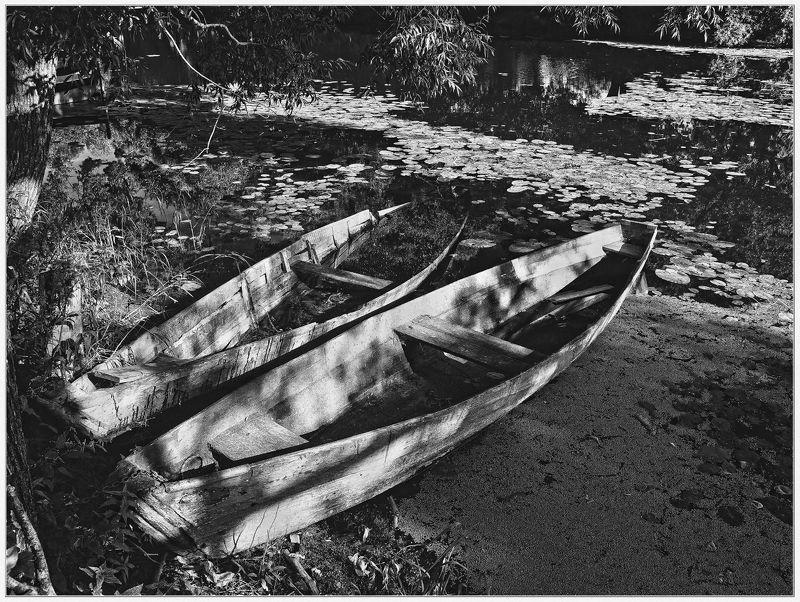 О лодках...photo preview
