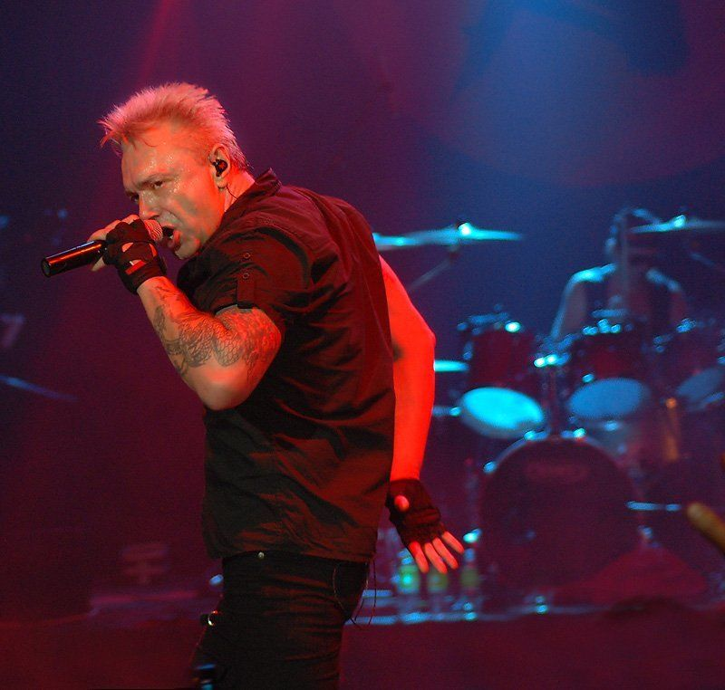 концерт, съемка, репортаж, рок-н-ролл, музыка, сцена, кинчев, алиса, певец Всё это Rock&Rollphoto preview