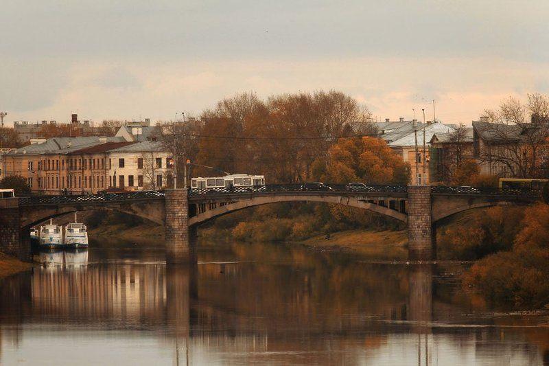 Осенняя Вологдаphoto preview