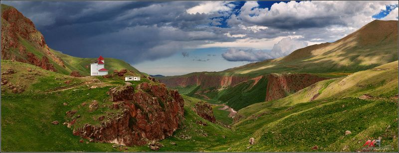 кавказ, джилы-су photo preview