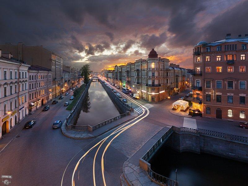 Кокушкин мост, канал Грибоедоваphoto preview