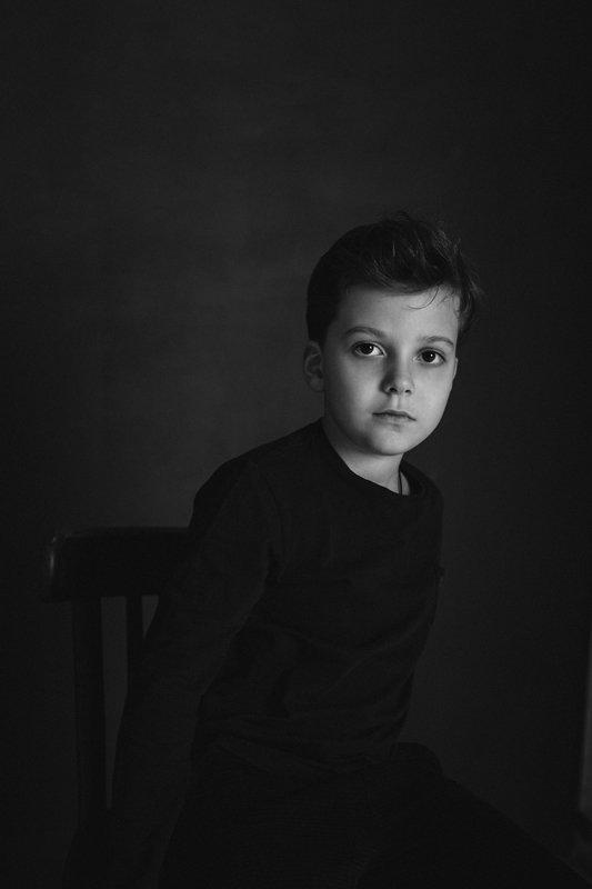портрет, чб, братья, дети, Brothersphoto preview