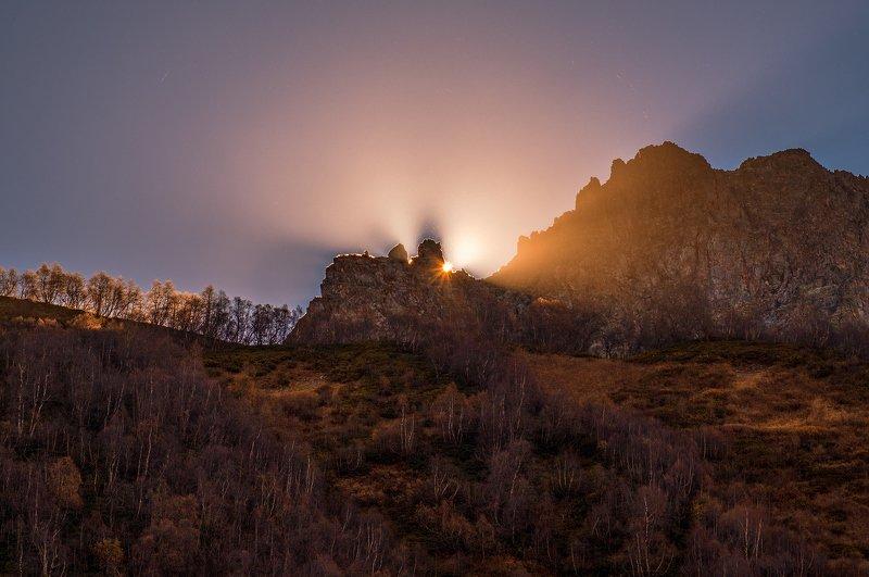 горы архыз походы пейзаж А вот и Солнышко!photo preview