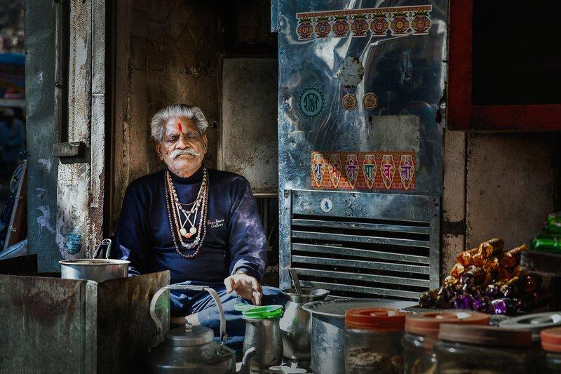 индия, портрет, путешествие, репортаж, стрит, street, travel, portrait, india Man in Haridwarphoto preview