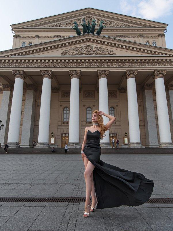 Портрет, девушка, Fashion Марианнаphoto preview