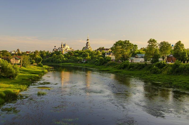 Русский город Торжокphoto preview