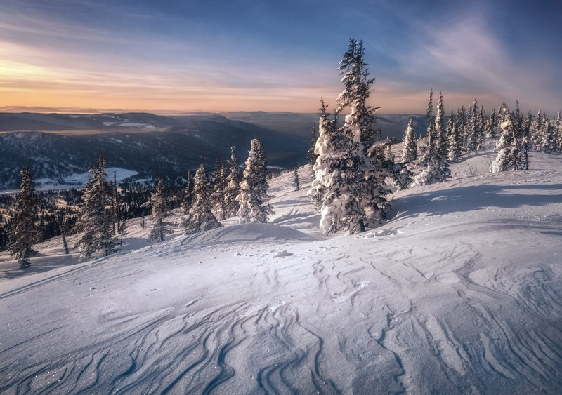 Там, где живет зима.photo preview