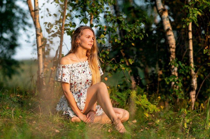 Портрет, девушка Светаphoto preview