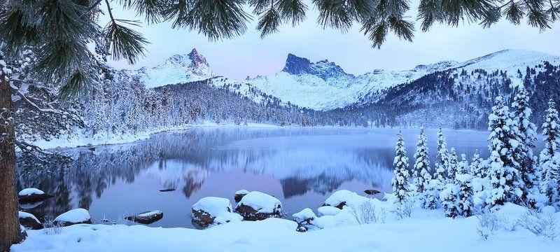 утро зимыphoto preview