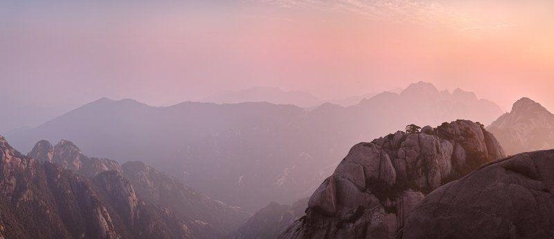 Горы Хуаншань, Китайphoto preview