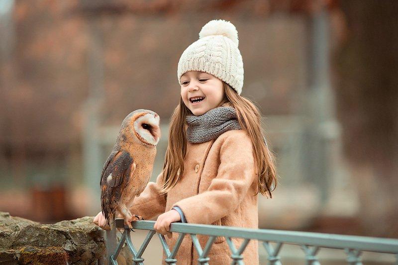 фотопрогулка, детская фотосессия, зима, дети, детская фотосессия, детский фотограф, фотосессия, радость, счастье, детский и семейный фотограф, детское фото, дети на фото, красота, друзья, девочка, малышка, сова, закат, вечер *****photo preview