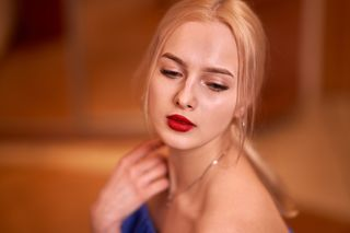 Katya portrait