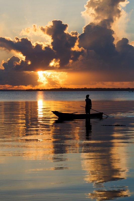 Восход солнца на о. Занзибарphoto preview