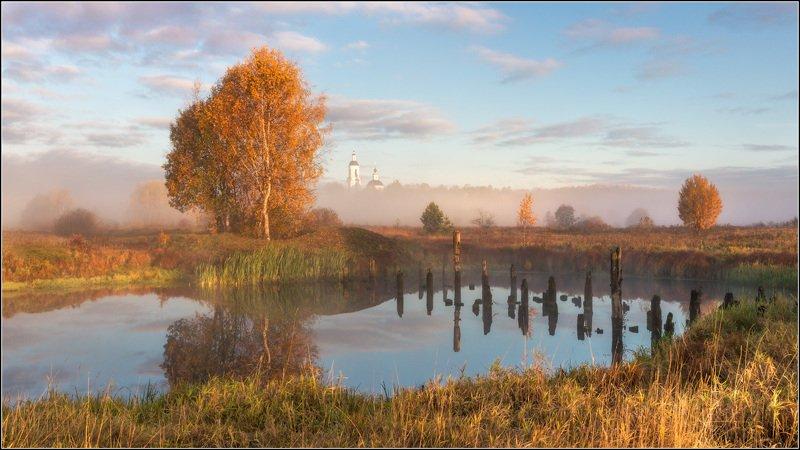 россия, владимирская обл, филипповское Маленькое озероphoto preview