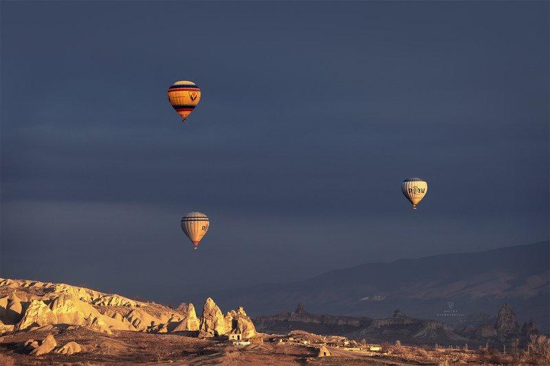 На большом воздушном шареphoto preview
