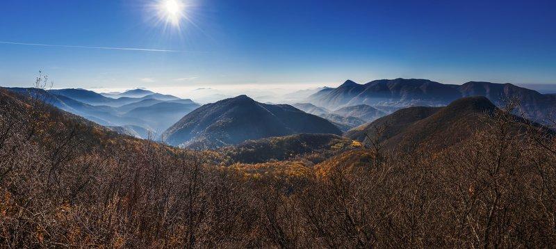 кавказ походы закаты восходы туманы По горам, по волнамphoto preview
