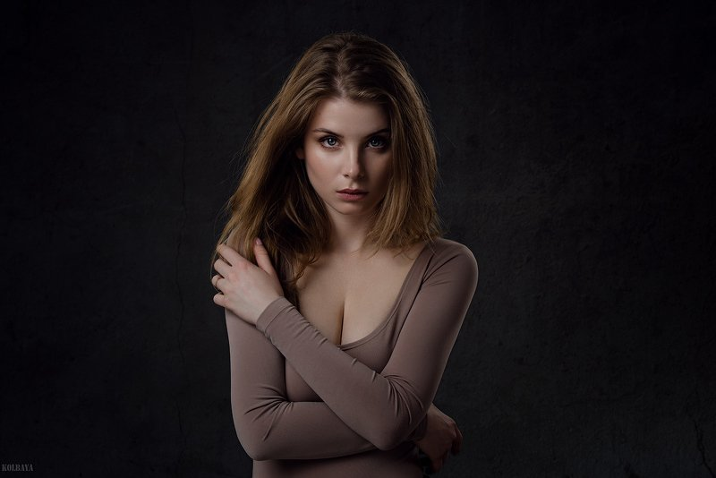 портрет, фото Ираphoto preview