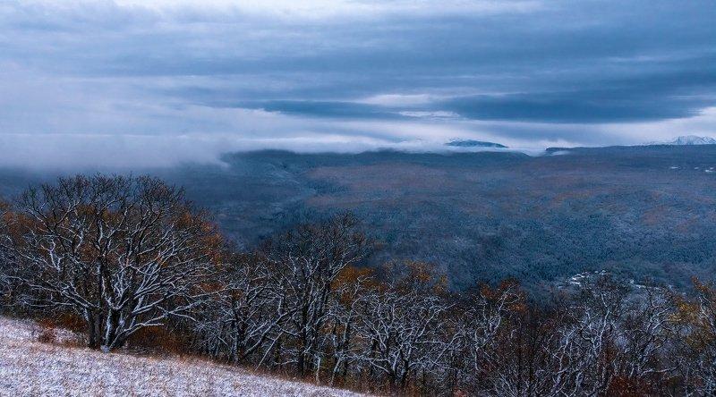Про позднюю осень и раннее утро...photo preview