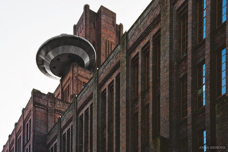 НЛО в Утрехтеphoto preview