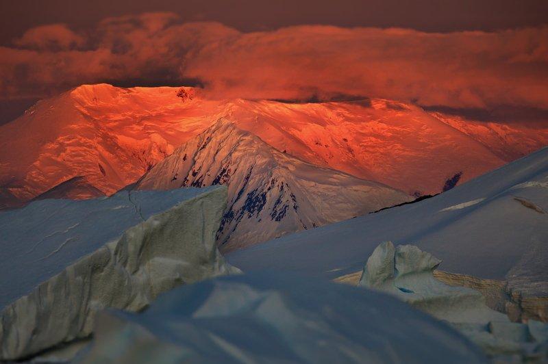 Антарктический пожарphoto preview