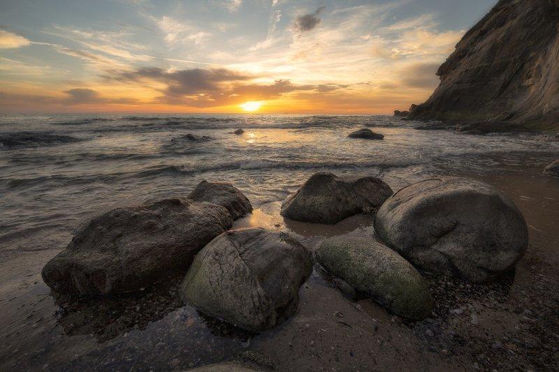 болгария рассвет черное море photo preview