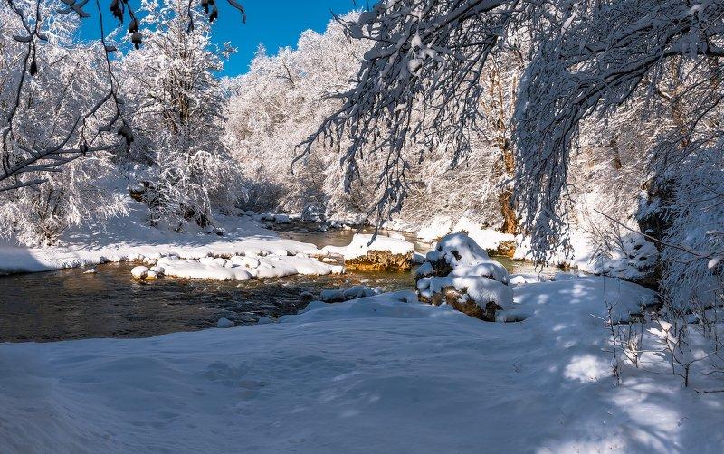 Зимний Курджипсphoto preview