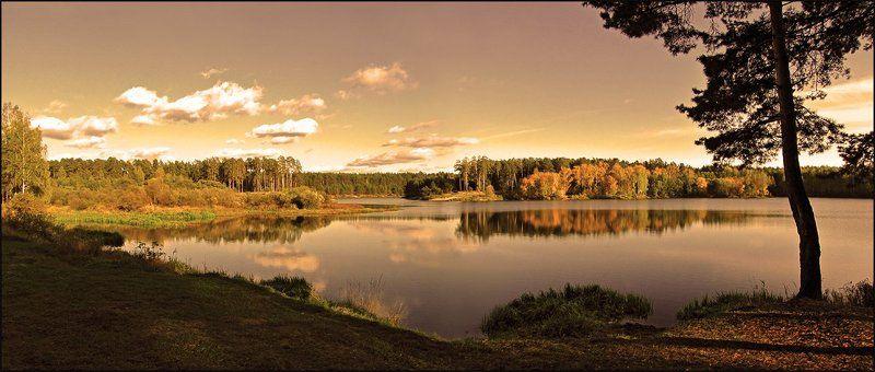 Тихая Осень...photo preview