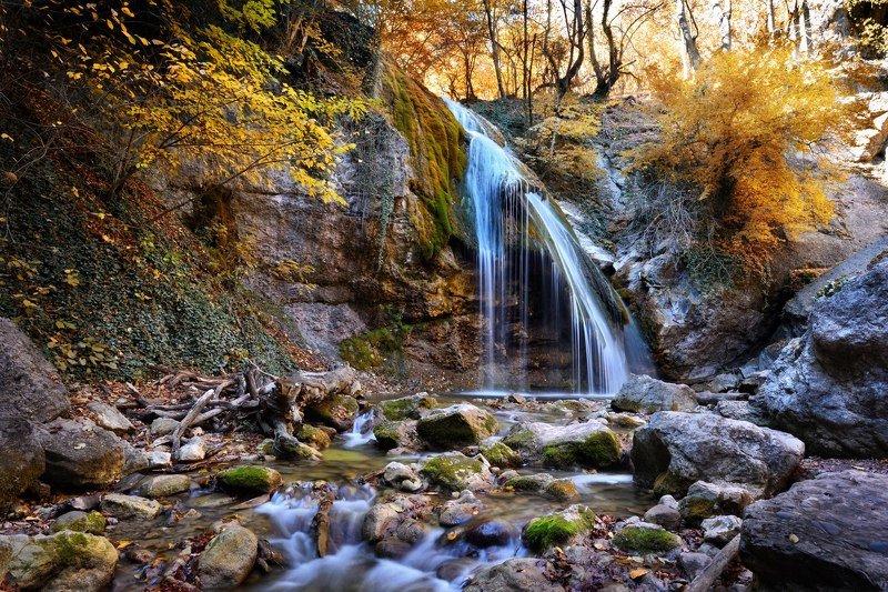 Водопад Джур-Джурphoto preview