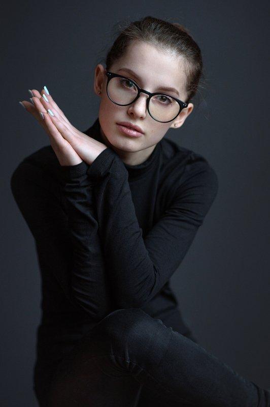 портрет, portrait, nikon, 85mm Таняphoto preview