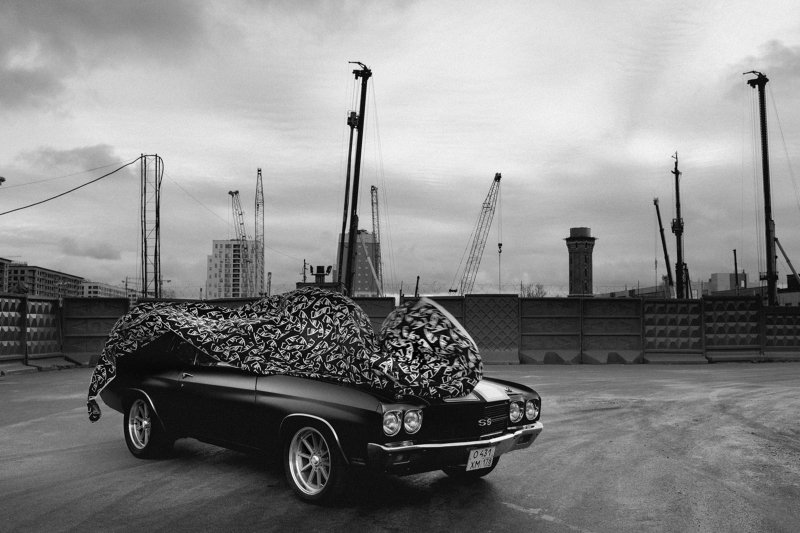 car, chevrolet, bw, ssphoto preview
